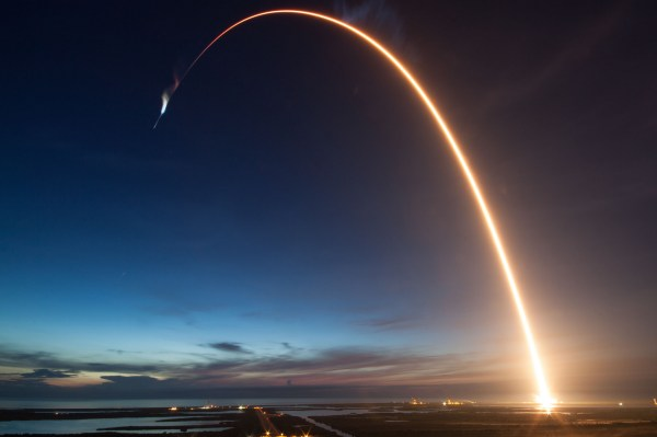 The final launch of SpaceX's Block 4 rocket looked ...