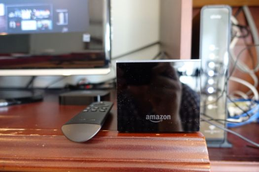 Amazon's Fire TV Cube