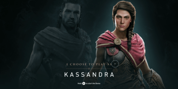 Assassin's Creed Odyssey world premiere hands-on: Ubisoft ...