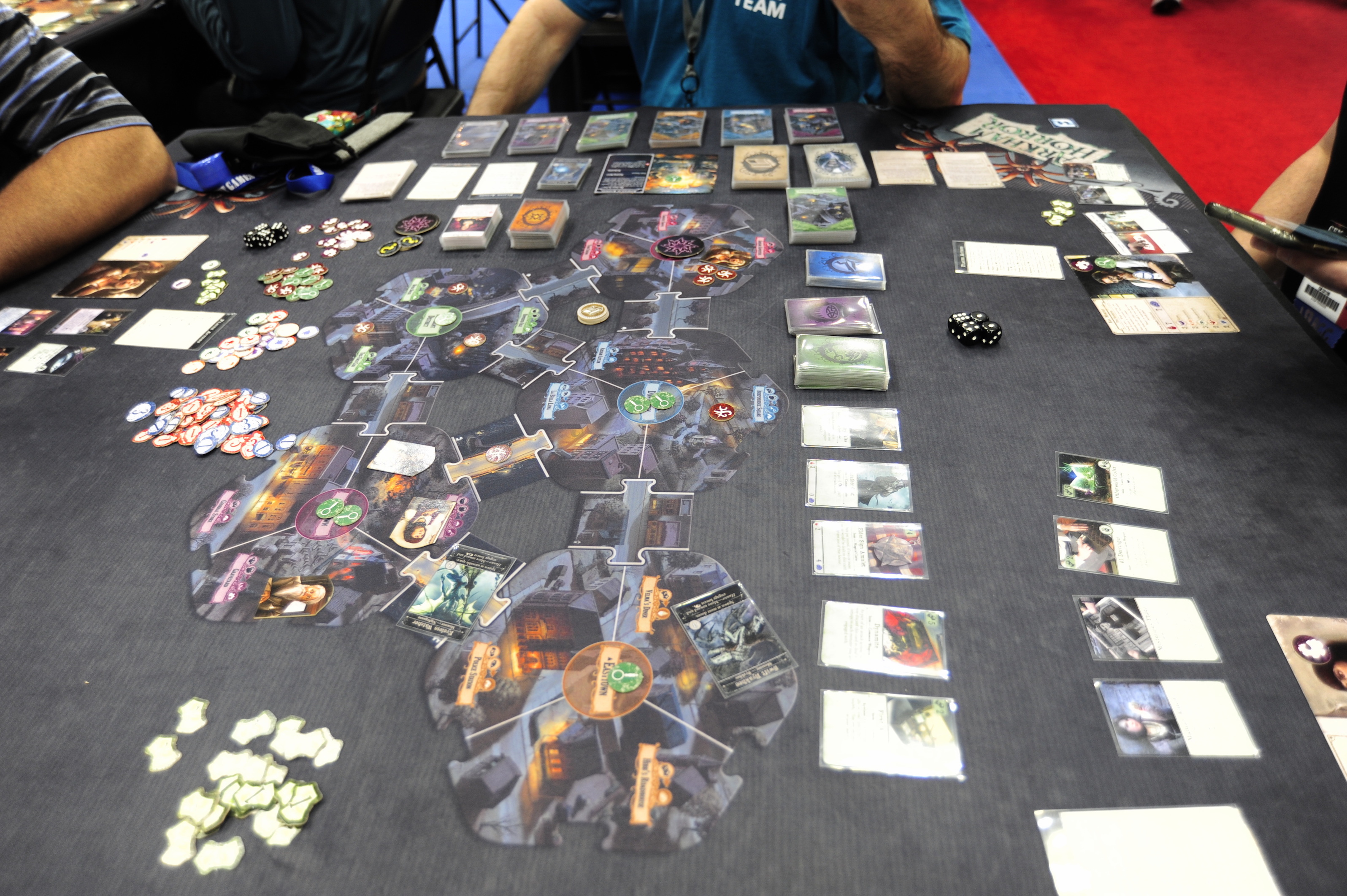 A new edition of the modern classic Cthulhu mythos game <em>Arkham Horror</em> is coming, and it wants to kill you.