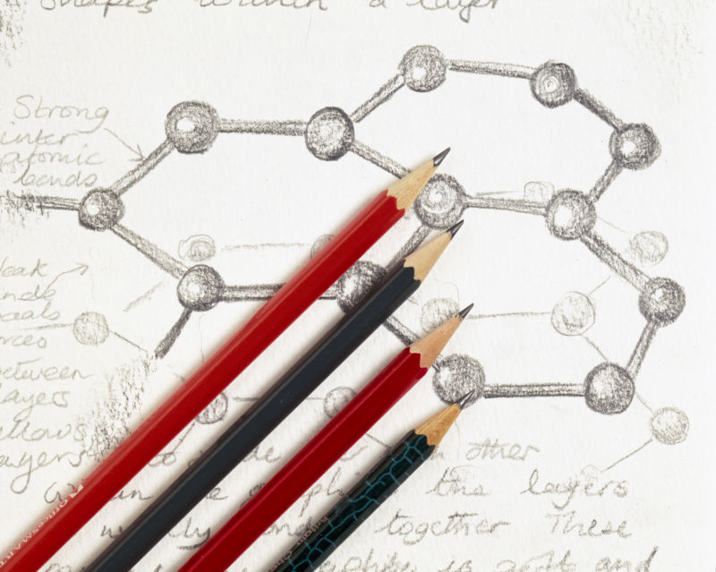 Maybe you can detect a single molecule with pen and paper, but it's <em>hard</em> in real-life physics.