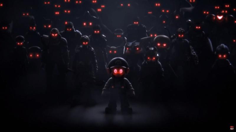 Super Smash Bros. Ultimate: World of Light mode