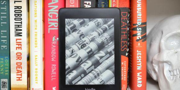 Amazon gives Kindle e-readers a rare user interface overhaul