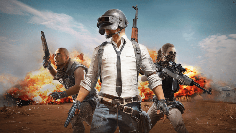 """This image, along with one with a more obvious """"PlayerUnknown's Battlegrounds"""" logo, is still live at Sony's official PlayStation.net servers, linked specifically to the logo codes that are normally assigned for retail games. PUBG has not yet been announced for PS4."""