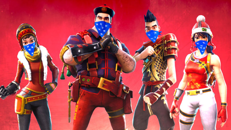Fortnite's paid outfits, dances have made it a target for ...