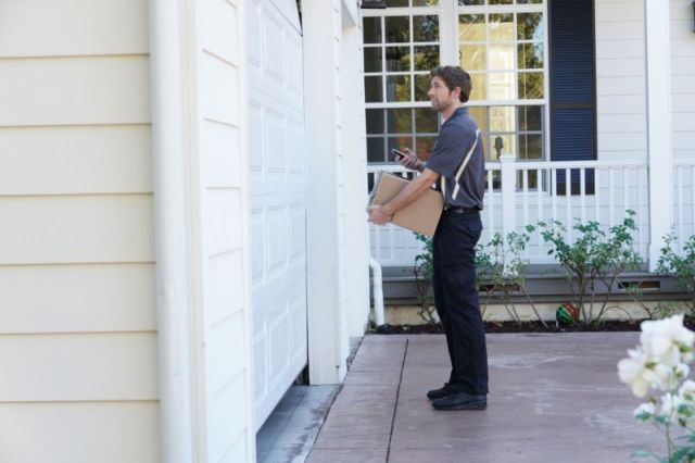 Amazon attempts less-creepy delivery by placing packages in your garage