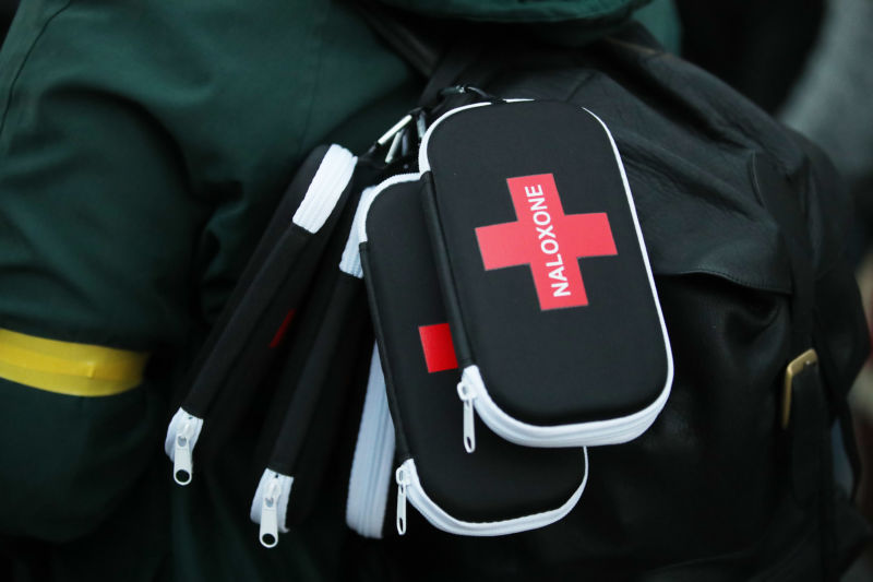 If approved, Purdue's new drug would compete with opioid overdose antidote, naloxone.