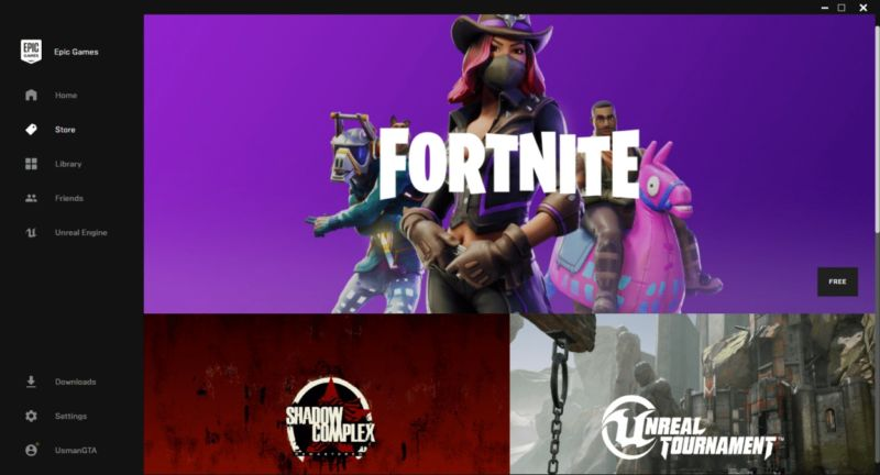 Despite what you may have read, Epic says this is not spyware.