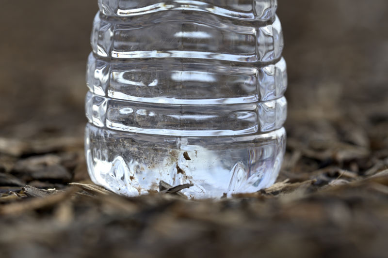 Water can pick up arsenic from geological, agricultural, or industrial sources.