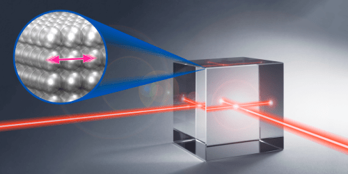 Signature of changing fundamental constants may hide in copper block