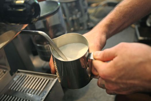 Will coffee-flavored milk save the dairy industry?