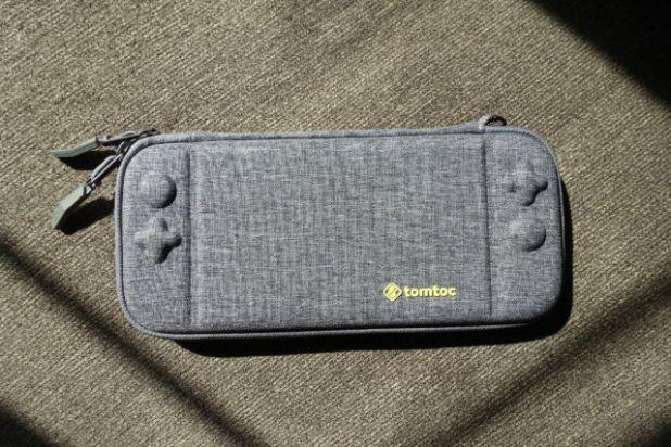 TomTalk's slim hard case for the Nintendo Switch.
