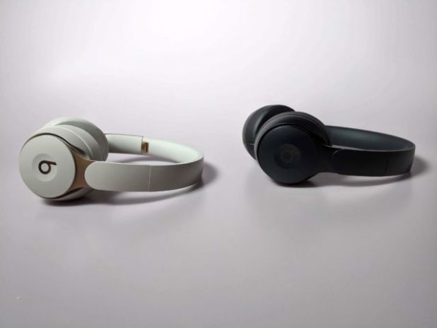 The Beats Solo Pro is an on-year noise-canceling headphones.