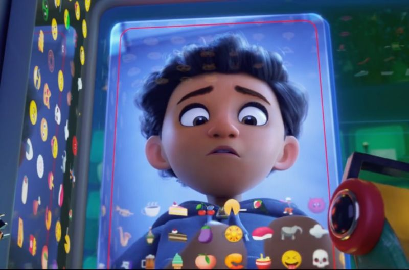 <em>The Emoji Movie</em> (2017) anthromorphized the ubiquitous icons we use to convey emotion in online communications.
