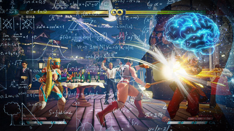 Explaining how fighting games use delay-based and rollback netcode