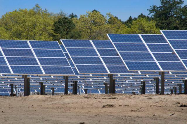 Image of solar panels