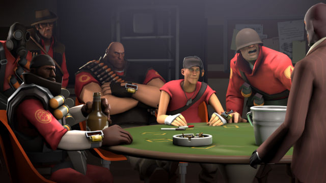 Players on PS3 sometimes spend more time talking and problem-solving than actually playing.