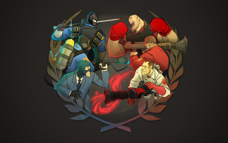 """<em>Team Fortress 2</em> on PS3 is the only way to play the """"classic"""" version of the team shooter, without the new guns and features that changed the game drastically."""
