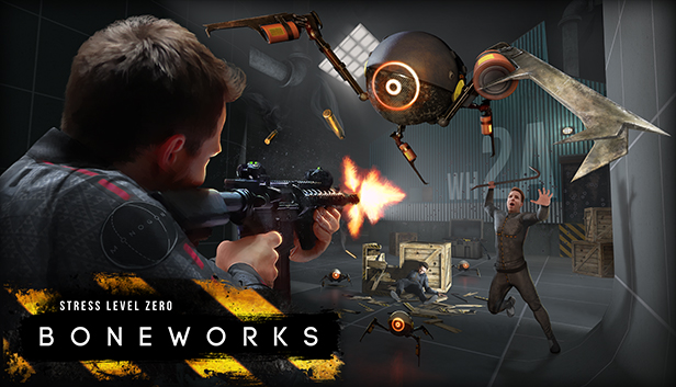 It's not <em>Half-Life</em>, they keep saying. But maybe <em>Boneworks</em> shouldn't have leaned so freaking heavily into the obvious visual similarities, considering how this week's new VR game doesn't quite hold up compared to its Valve inspirations. Still, it's a remarkable VR achievement.