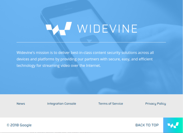 CBSi uses Widevine—a fully cross-platform DRM protocol, created by Google. Somehow, it's broken anyway.