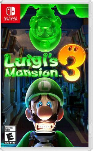 <em>Luigi's Mansion 3</em> product image