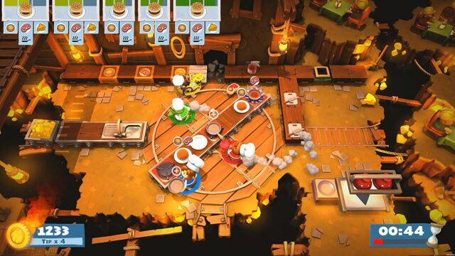 <em>Overcooked! 2</em> will have you channeling your inner Gordon Ramsay.