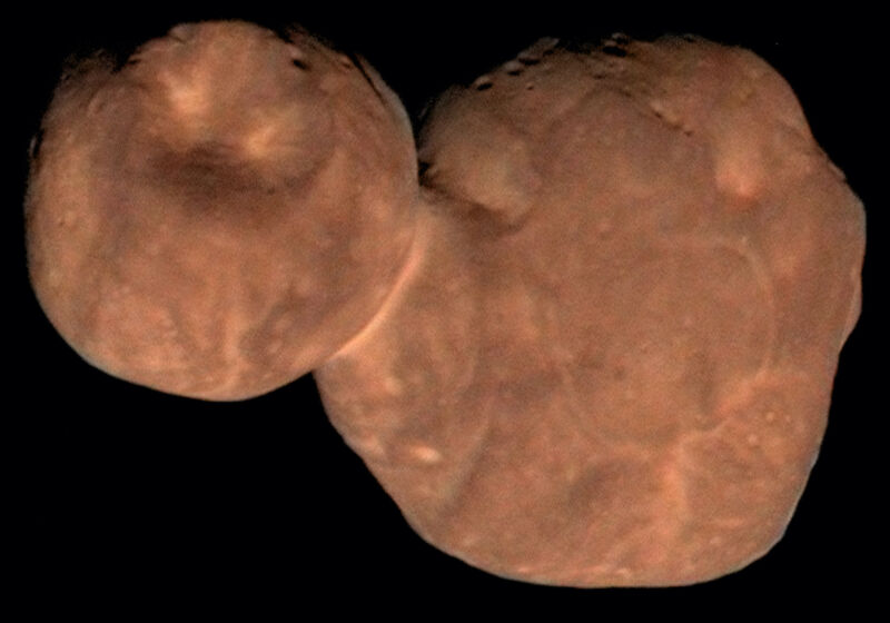 Details pour in from New Horizons' visit to a Kuiper Belt Object