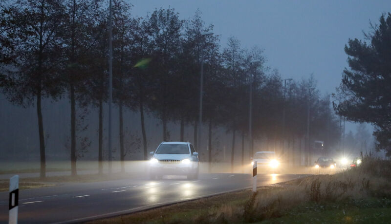 How do we stop people from blinding other drivers with aftermarket LEDs?