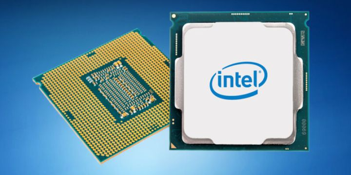 Promotional image of computer processor.