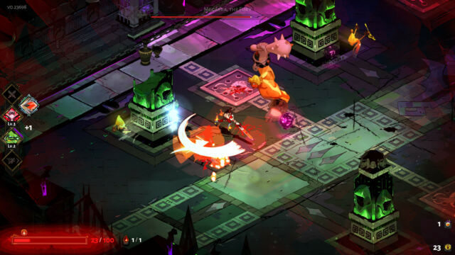 The stylish roguelike <em>Hades</em> was our game of the year for 2020.