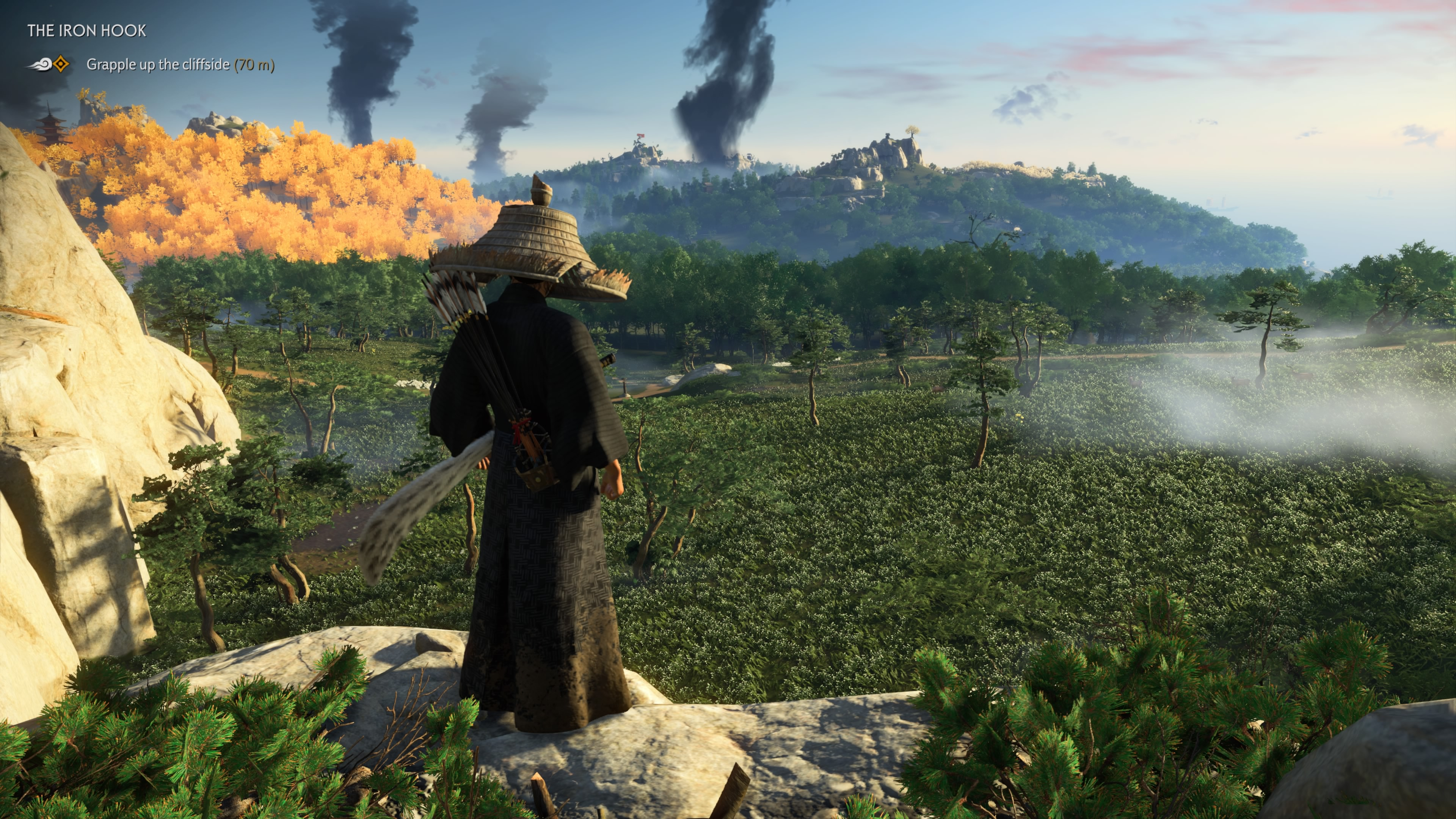 <em>Ghost of Tsushima</em> is a gorgeous swan song for the PS4.