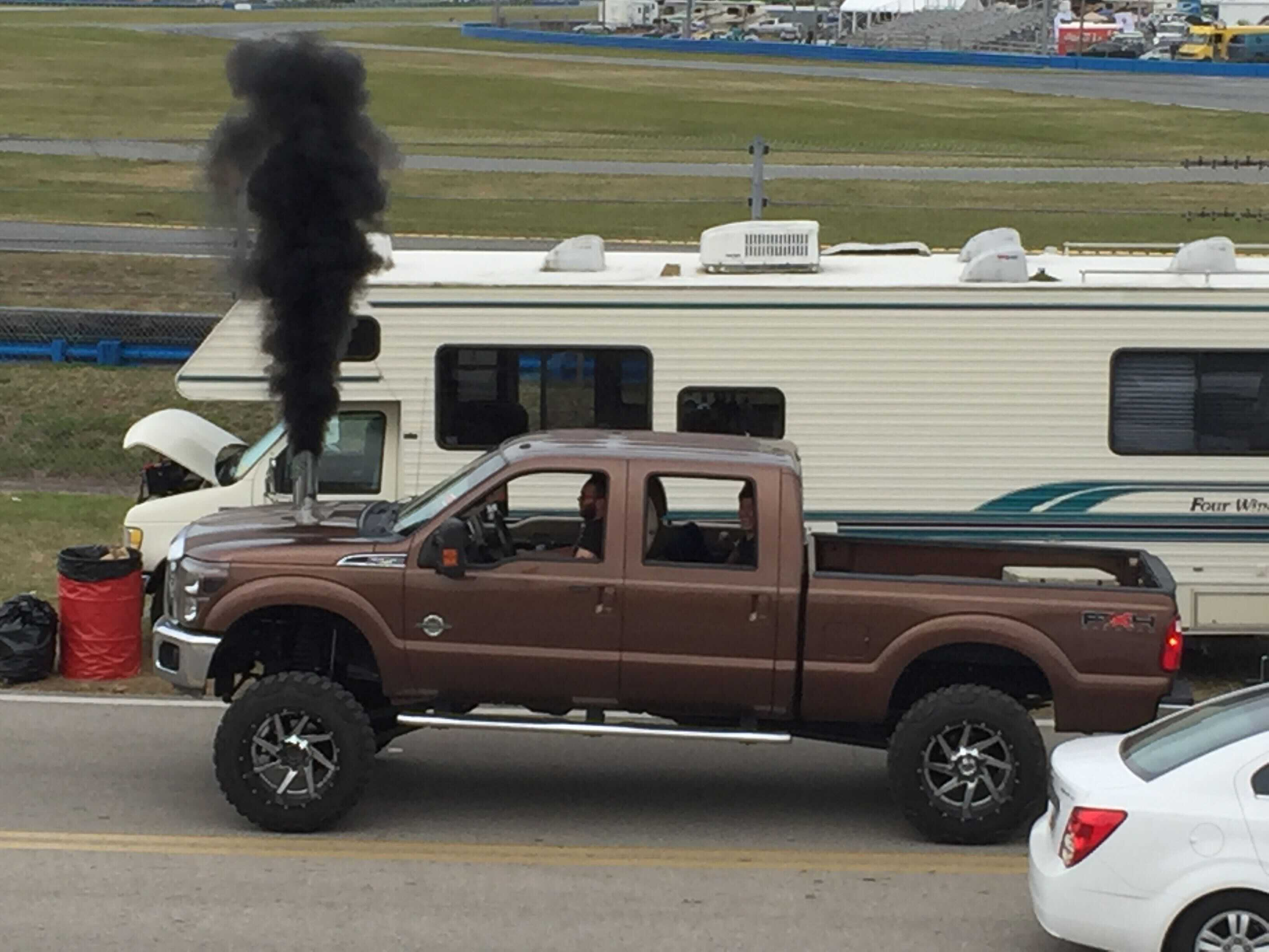 aftermarket truck mods pollute as much