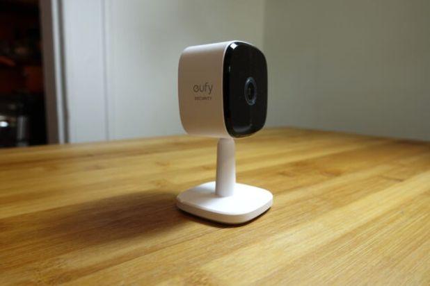 Uffi's Indoor Cam 2K.