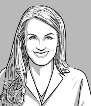 Pediatrician Agnieszka Chekoviz, Stanford University