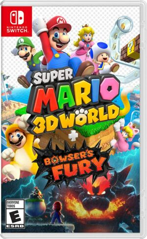 Super Mario 3D World + Bowser<em>'</em>s Fury product image
