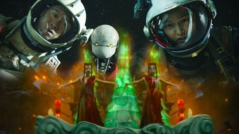 Celebrate the Year of the Metal Ox with two new films: <em>A Writer's Odyssey</em> and <em>Space Sweepers</em>