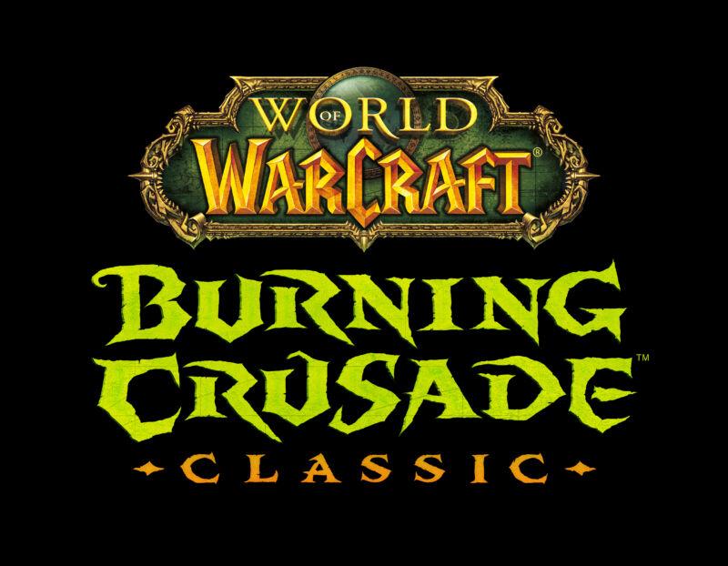 Promotional image for World of Warcraft.