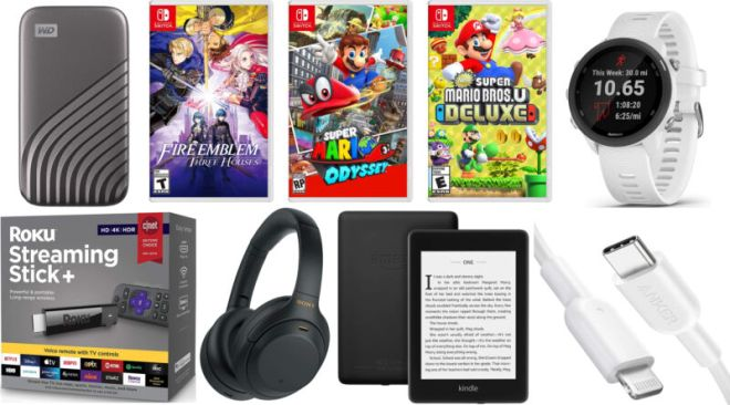 dealmaster050421-800x444 Today's best deals: $40 Nintendo Switch games, Kindle Paperwhite, and more | Ars Technical