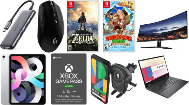 dealmaster052521-800x444 Today's best tech deals: Nintendo Switch games, Logitech mice, and more   Ars Technical