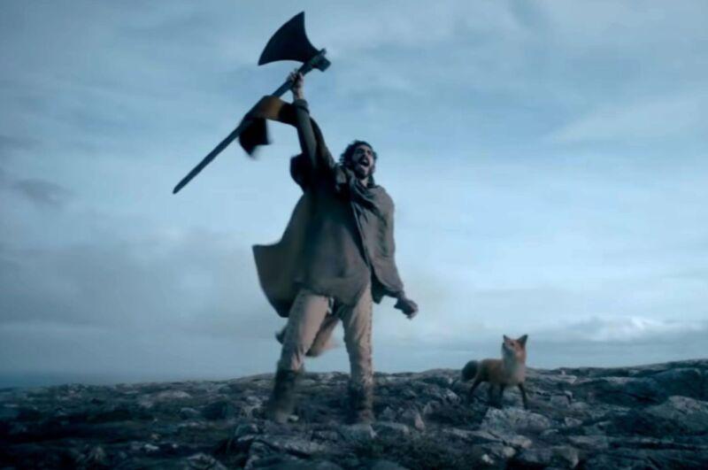 Dev Patel stars as Gawain—nephew to King Arthur and an aspiring knight—in <em>The Green Knight</em>, filmmaker David Lowery's mesmerizing adaptation of the 14th-century anonymous poem, <em>Sir Gawain and the Green Knight</em>.