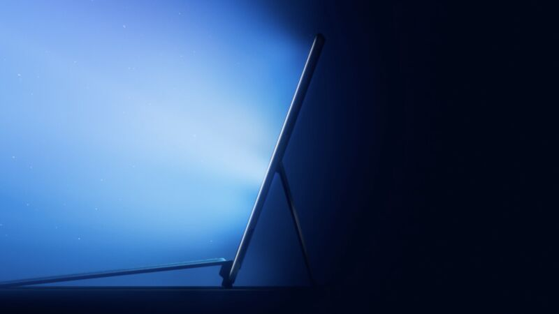 Microsoft is streaming a Surface-focused hardware event on September 22.