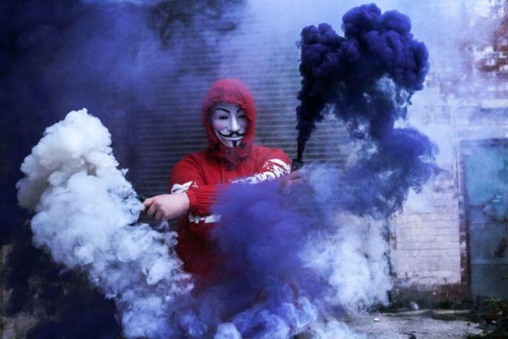 Anonymous leaks gigabytes of data from alt-right web host Epik