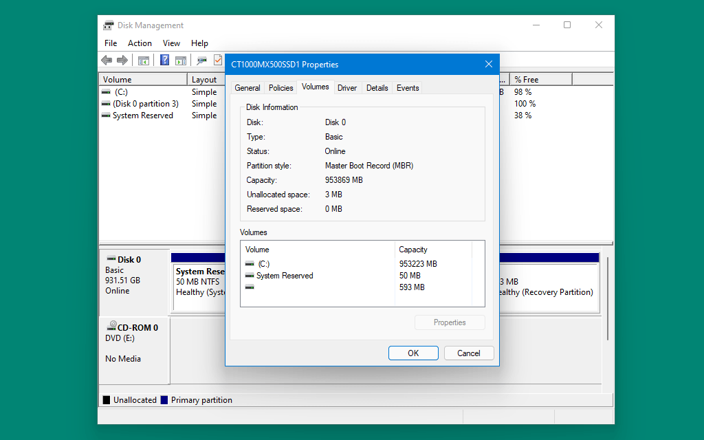 If your drive uses the older MBR partition style, you will need to convert it to GPT before you can enable Secure Boot.