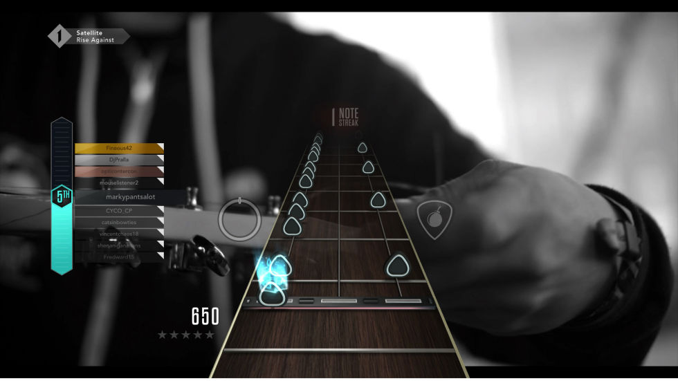 Guitar Hero Live Review This Is How To Make Rhythm Games