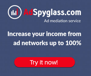 AdSpyglass.com - Double your profit from brokers
