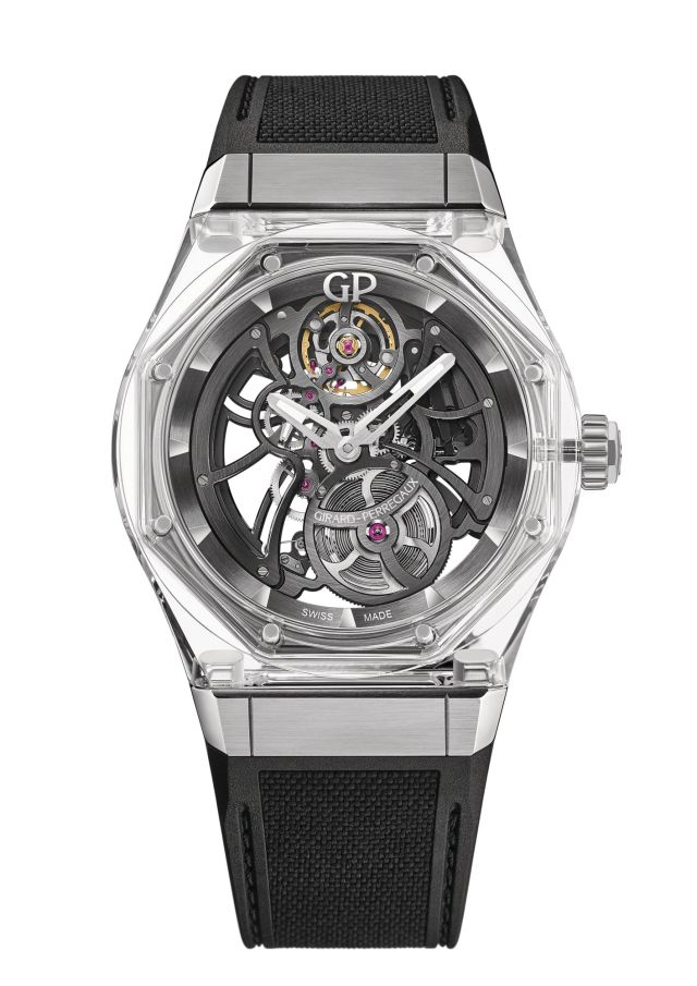 Laureato Absolute Light by Girard-Perregaux (Photo: Courtesy of Girard-Perregaux)