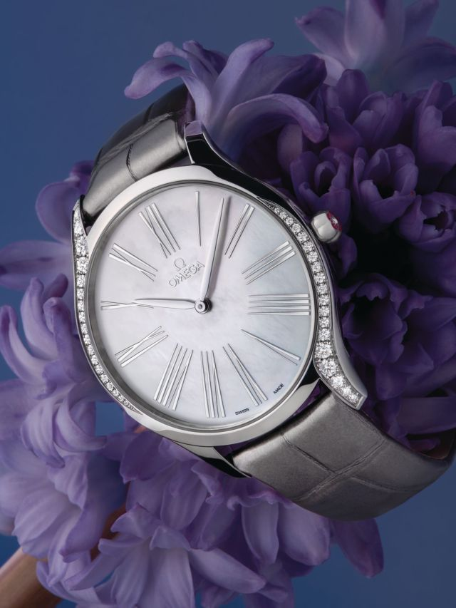 Trésor by Omega (Photo: Courtesy of Omega)