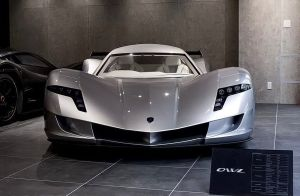 The fastest electric hyper car in the world could be yours for $ 3.56 million