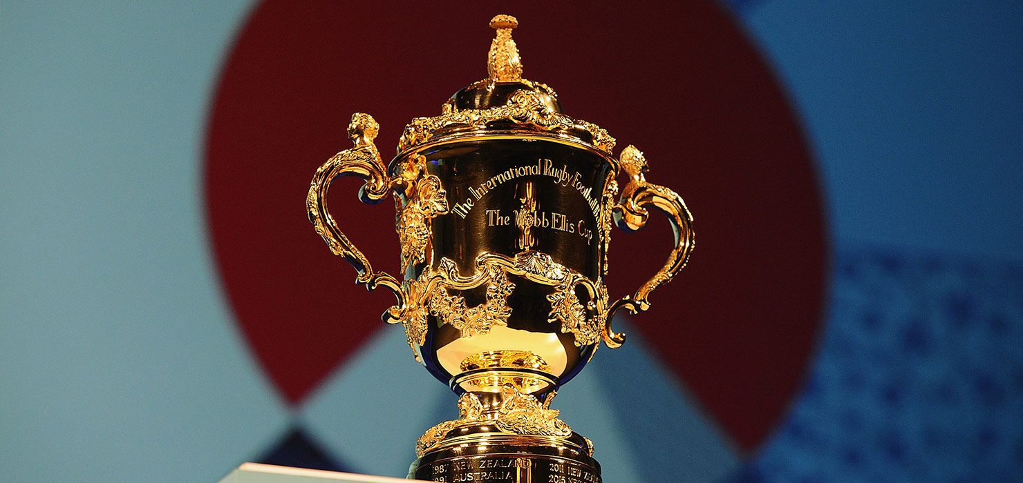 TM © Rugby World Cup Limited 1986