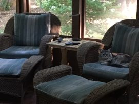 Summer, Porches, and Nature | Sally Paradyzs | A Slice of Orange